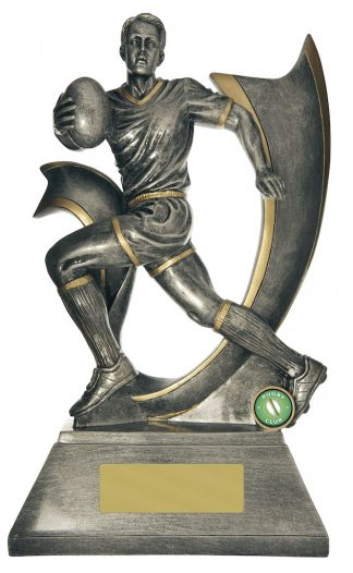 Rugby Trophy 727/6G 375mm