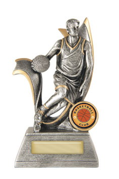 Basketball Trophy 727/7MB 150mm