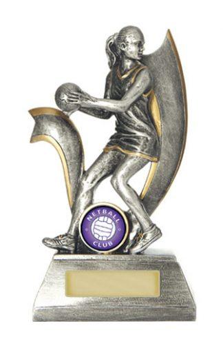 Netball Trophy 727/8C 175mm