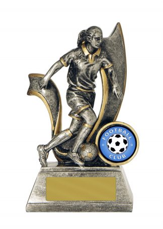 Football (Soccer)  Trophy 727/9FA 125mm