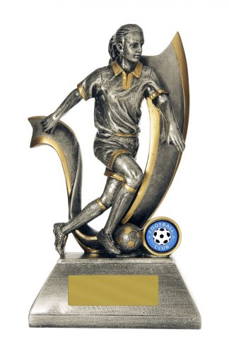 Football (Soccer)  Trophy 727/9FE 225mm