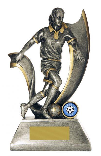 Football (Soccer)  Trophy 727/9FF 250mm