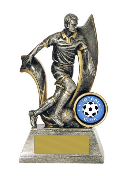 Football (Soccer)  Trophy 727/9MA 125mm