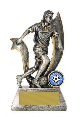 Football (Soccer)  Trophy 727/9MC 175mm