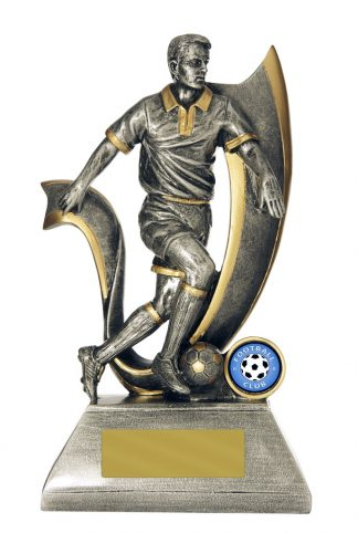 Football (Soccer)  Trophy 727/9ME 225mm