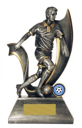 Football (Soccer)  Trophy 727/9MF 250mm