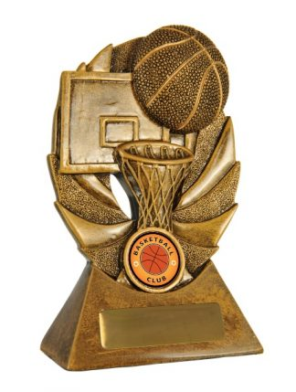Basketball Trophy 729/7B 155mm