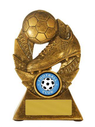 Football (Soccer)  Trophy 729/9A 120mm