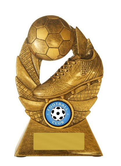 Football (Soccer)  Trophy 729/9B 140mm