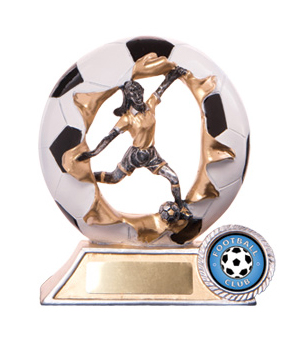 Football (Soccer)  Trophy 735/9F 120mm