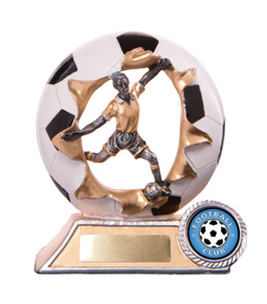 Football (Soccer)  Trophy 735/9M 120mm