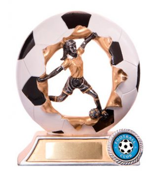 Football (Soccer)  Trophy 735A/9F 150mm