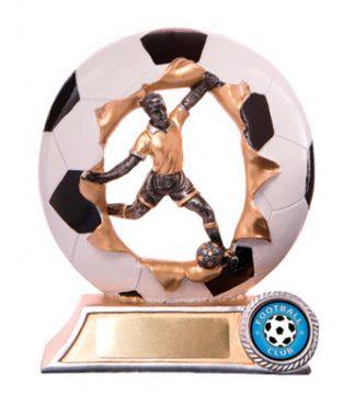 Football (Soccer)  Trophy 735A/9M 150mm