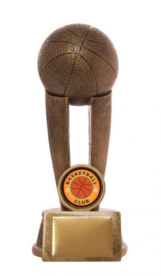 Basketball Trophy 736/7A 150mm