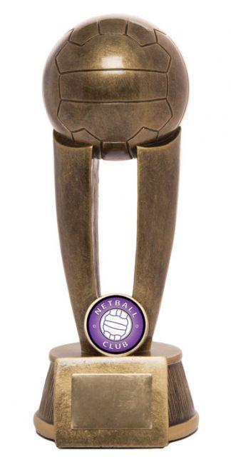 Netball Trophy 736/8C 200mm