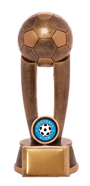 Football (Soccer)  Trophy 736/9B 175mm