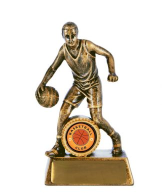 Basketball Trophy 742/7MA 140mm
