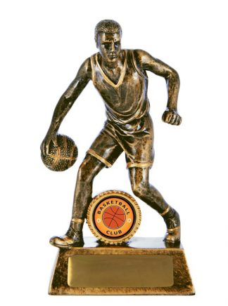 Basketball Trophy 742/7MB 160mm