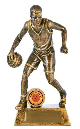 Basketball Trophy 742/7MC 200mm