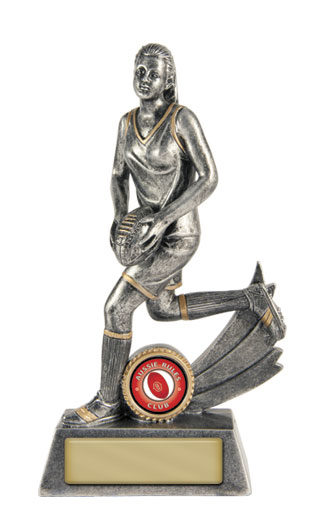 Aussie Rules Trophy 742S/3FB 190mm