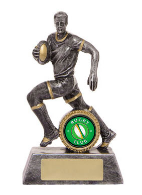Rugby Trophy 742S/6A 140mm