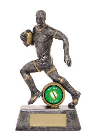 Rugby Trophy 742S/6B 160mm