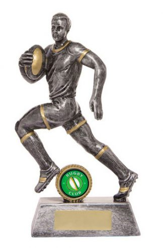 Rugby Trophy 742S/6C 200mm