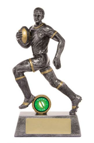 Rugby Trophy 742S/6D 225mm