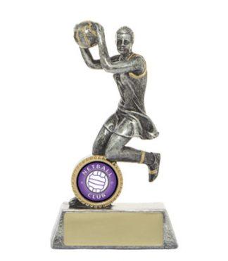 Netball Trophy 742S/8A 140mm