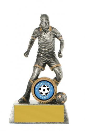 Football (Soccer)  Trophy 742S/9FA 140mm
