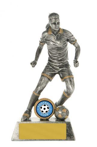 Football (Soccer)  Trophy 742S/9FC 200mm