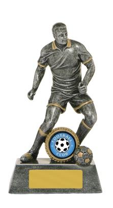 Football (Soccer)  Trophy 742S/9MB 160mm