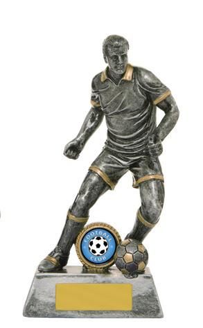 Football (Soccer)  Trophy 742S/9MC 200mm