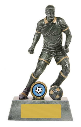 Football (Soccer)  Trophy 742S/9MD 225mm