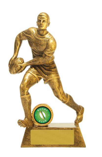 Rugby Trophy 762G/6C 200mm