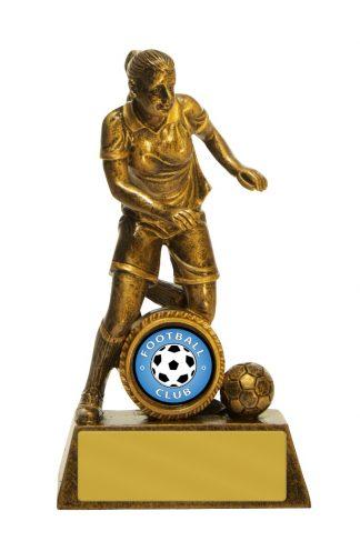 Football (Soccer)  Trophy 762G/9FA 140mm