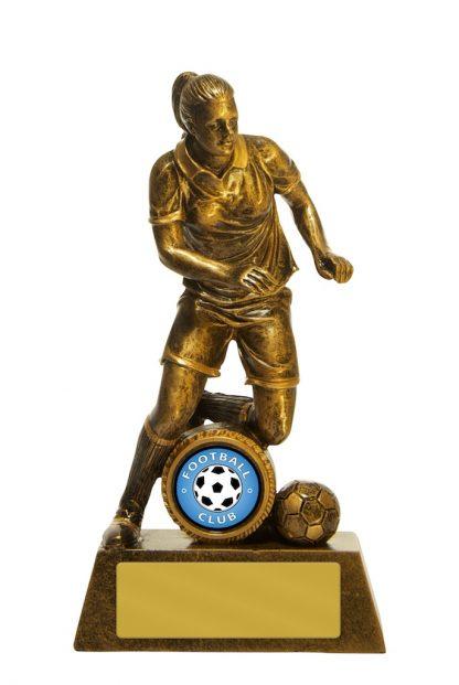 Football (Soccer)  Trophy 762G/9FB 160mm