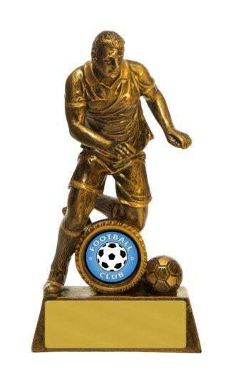 Football (Soccer)  Trophy 762G/9MA 140mm
