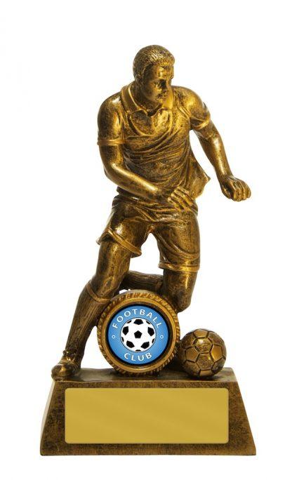 Football (Soccer)  Trophy 762G/9MB 160mm
