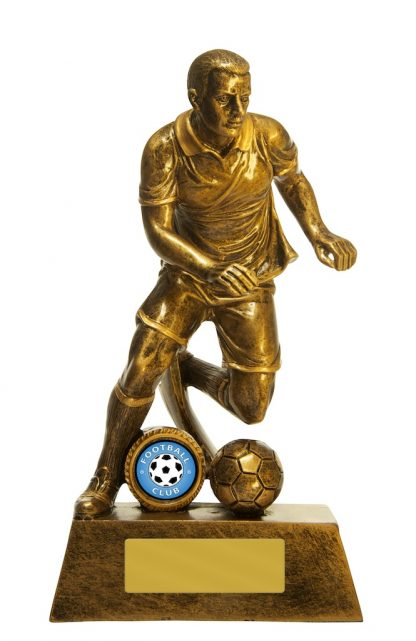 Football (Soccer)  Trophy 762G/9MD 225mm