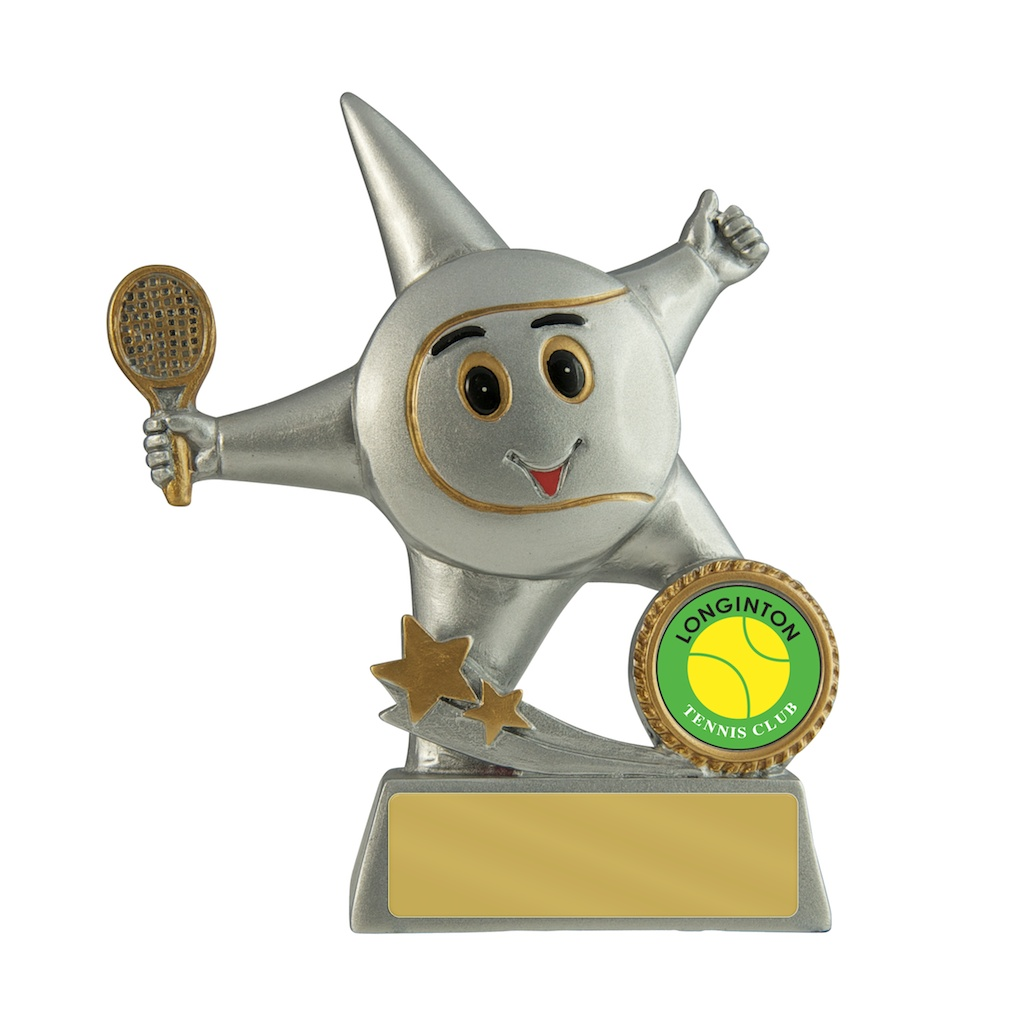Tennis Trophy 765/12 130mm