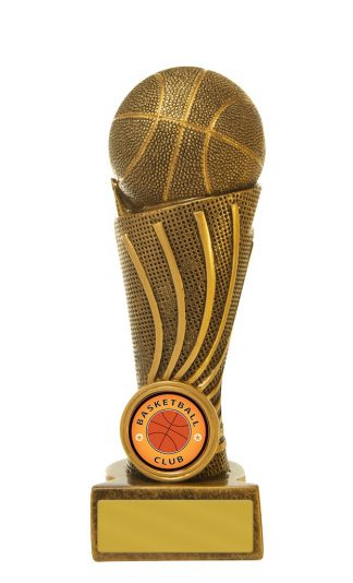 Basketball Trophy 766/7A 150mm