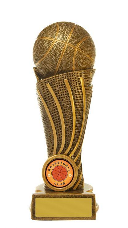 Basketball Trophy 766/7B 175mm