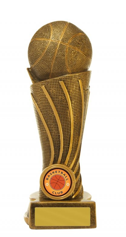 Basketball Trophy 766/7C 190mm