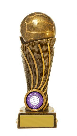 Netball Trophy 766/8B 175mm