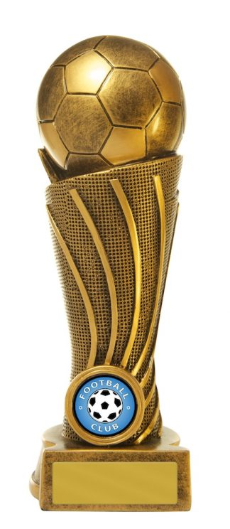 Football (Soccer)  Trophy 766/9C 190mm
