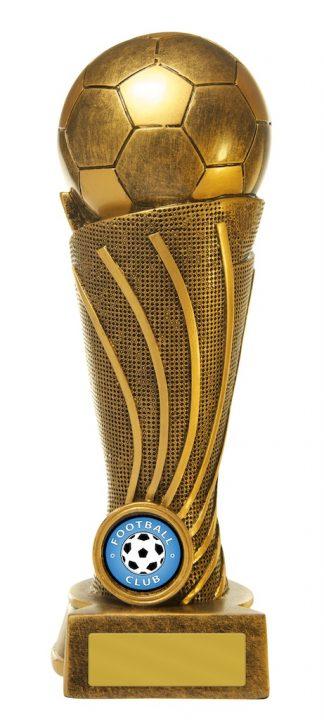 Football (Soccer)  Trophy 766/9D 225mm