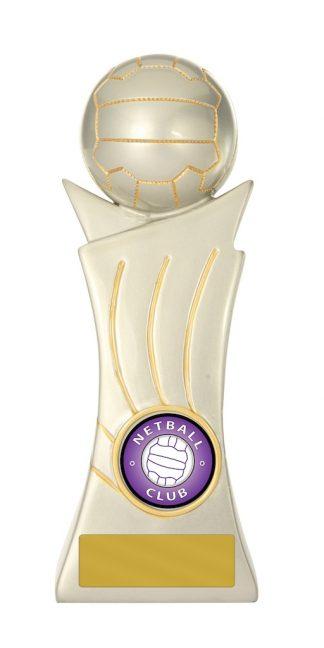 Netball Trophy 768/8A 150mm