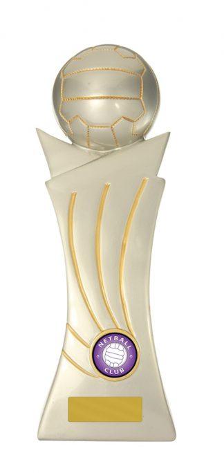 Netball Trophy 768/8E 250mm