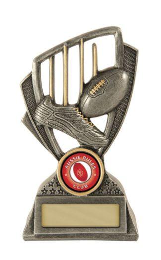 Aussie Rules Trophy 769/3B 135mm